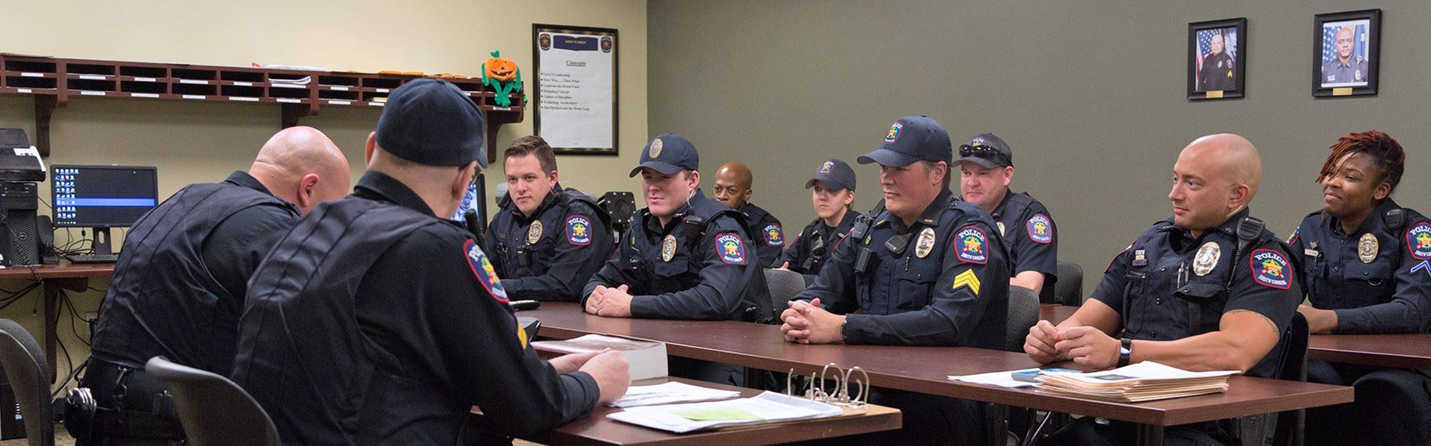 Police | Greer, SC