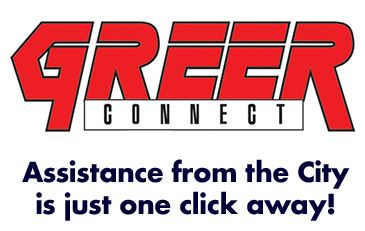 Greer Connect logo