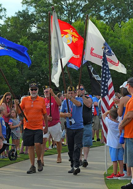 Veterans March