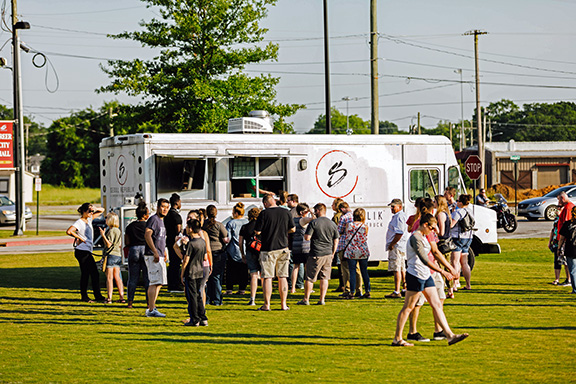 2021 Greer Fall Food Truck Rollout