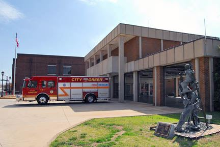 Greer Fire Headquarters / Station 41