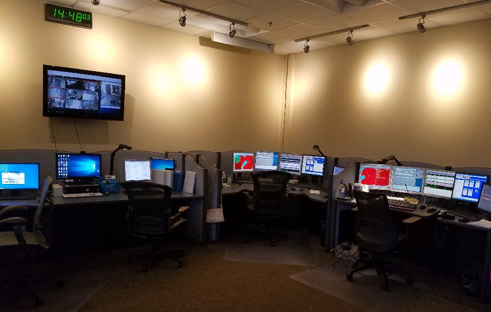 Dispatch Computer Area